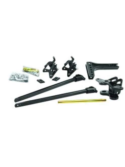 49587 --- Pro Series 1,200/12,000 lb Trunnion Weight Distributing Hitch Kit w/Shank