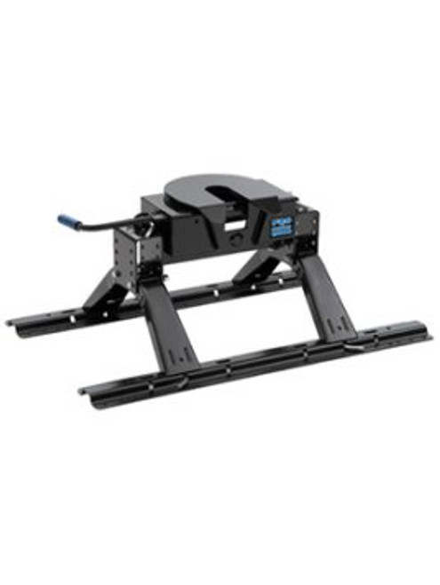 30132 --- Pro Series 20K Fifth Wheel Hitch with Universal Rails & Installation Kit