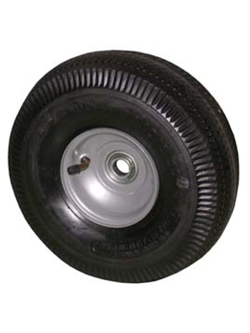 """WT410x350 --- 10"""" Replacement Pneumatic Wheel & Tire"""