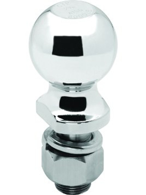 """B25161SS --- 2-5/16"""" Hitch Ball, 6,000 lb Capacity, Stainless Steel Finish"""