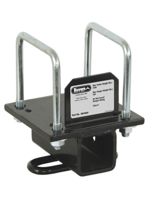 UVA2 --- Universal RV Receiver Hitch