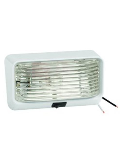 78CS --- Utility Light with White Base w/Switch