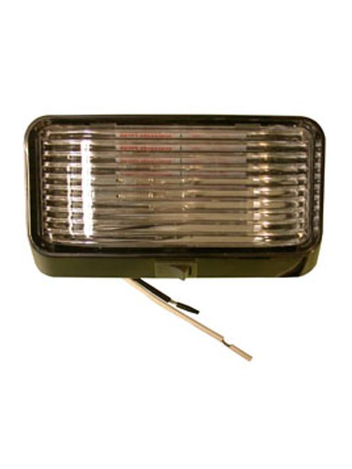 78CS-B --- Utility Light with Black Base w/Switch