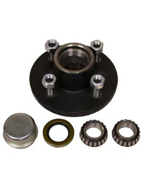 "1-BT4-43 --- 4 on 4"" Hub Assembly"