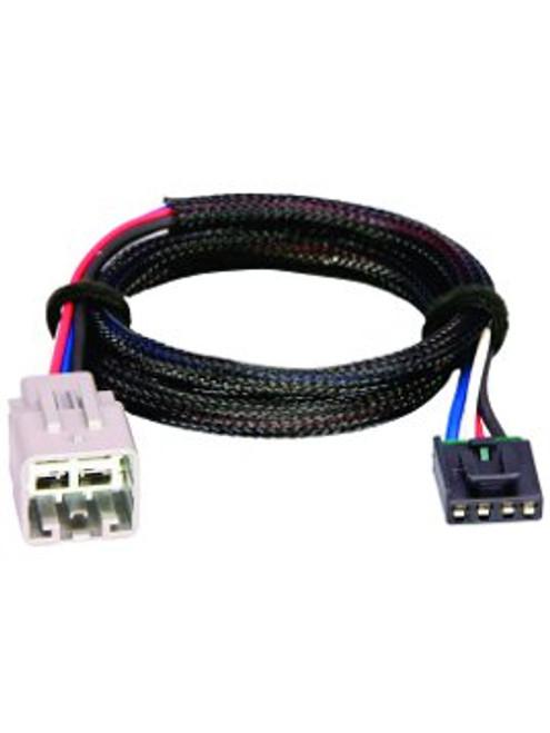 3065 --- Tekonsha & Draw-Tite Brake Control Dual Plug Wiring Harness