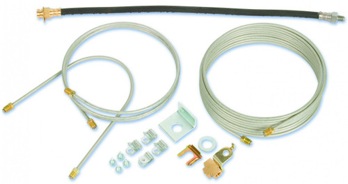 80881 --- Hydraulic Brake Line Kit for Single Axle Trailer