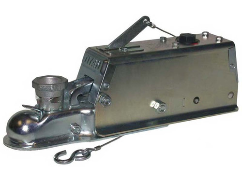 "40960 --- Titan Hydraulic Brake Actuator with 1-7/8"" and 2"" Coupler - 6,000 lb Capacity - Model 60"