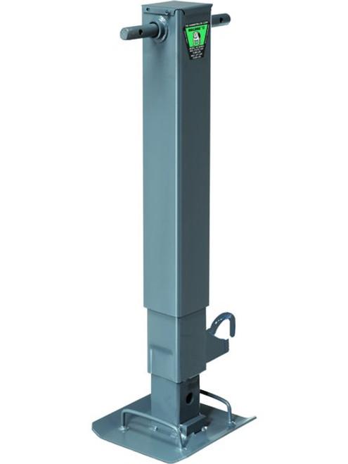 4 square tube drop leg jacks rh crofttrailer com Bulldog Winch Wiring Diagram Trailer Adapter Wiring Diagram