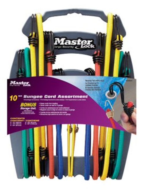 BC3043 --- Master Lock® Twin Wire Bungee Cord Assortment
