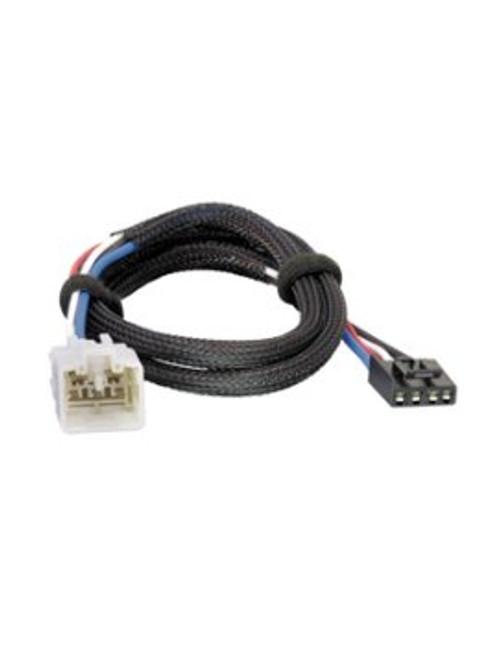 3040 --- Tekonsha & Draw-Tite Brake Control Dual Plug Wiring Harness