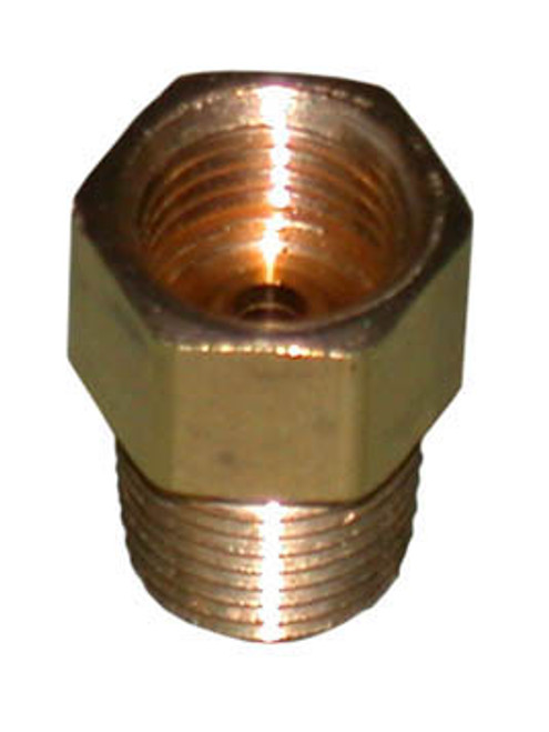 "12098 --- Master Cylinder Connector - 1/64"" orfice"