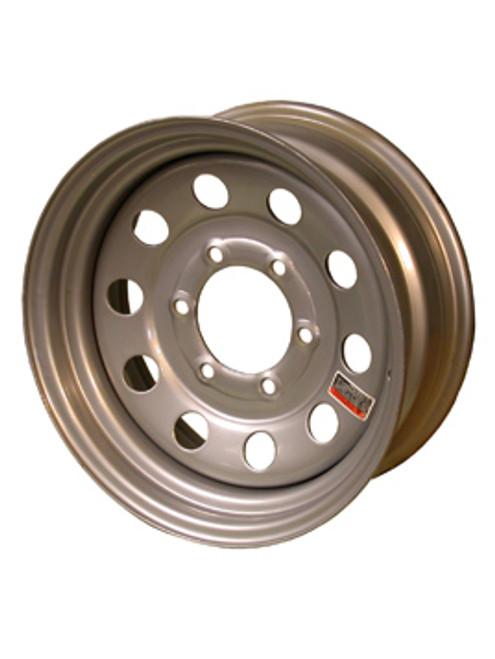 "W16-655SM --- 16"" Trailer Wheel, 6 on 5-1/2"""