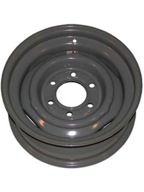 "W16-655GP --- 16"" Trailer Wheel, 6 on 5-1/2"""