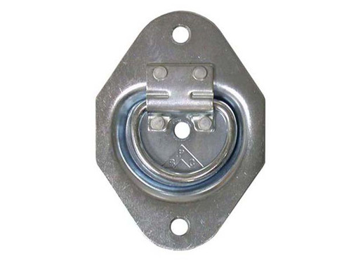 DRING-RES --- Recessed Rope Ring - Bolt On