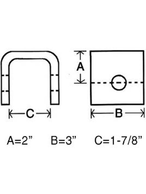 FCR2 --- Front, Center or Rear Hanger
