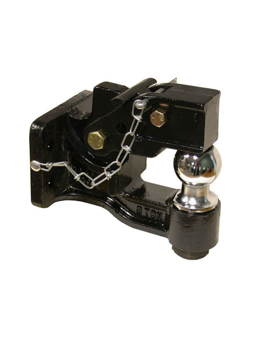 "K300 --- Multi-Hitch Pintle Hook Combination with 2-5/16"" Hitch Ball - 16,000 lb Capacity"