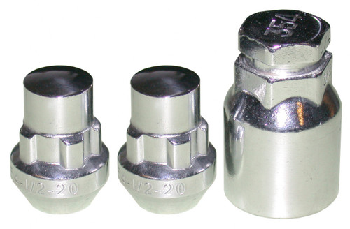 12WL --- Wheel Lock Set 1/2""