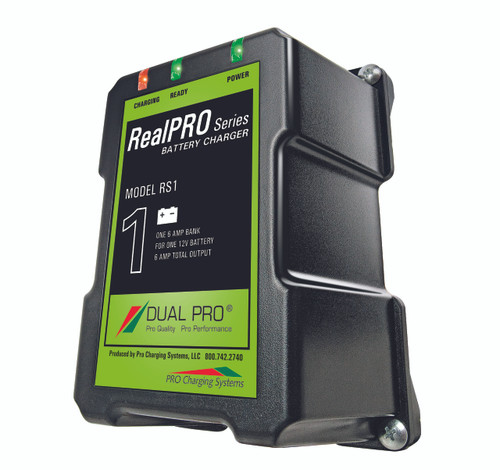 IS1 --- RealPro Series Battery Charger