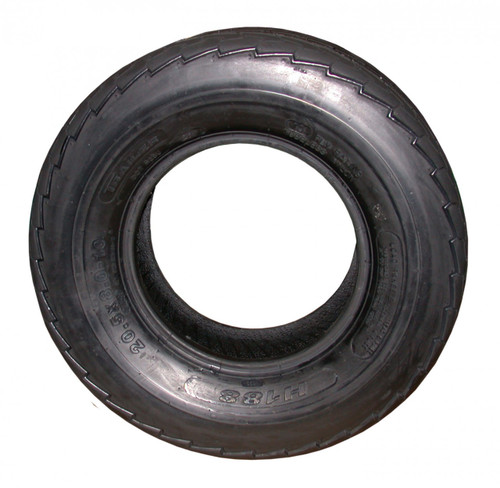 """T205X8-10E --- 10"""" Trailer Tire, 10 Ply"""