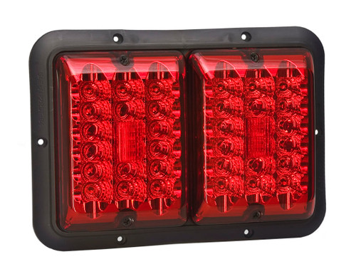 LED84R2 --- Recessed LED Double Tail Light