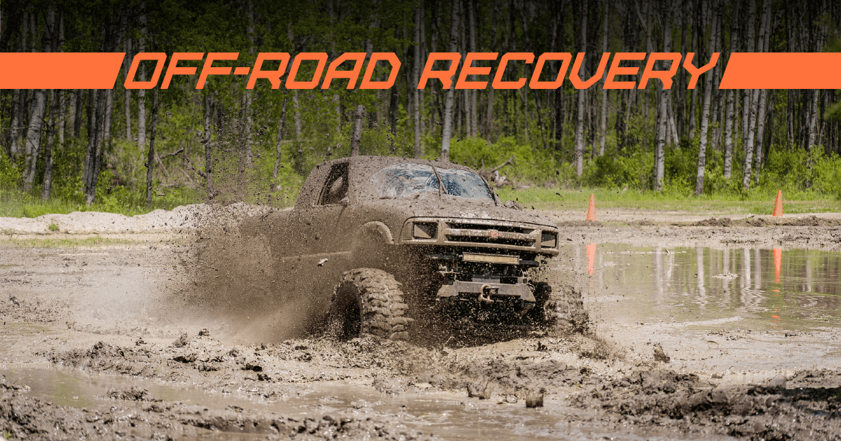 Off-Roading Recovery Tips