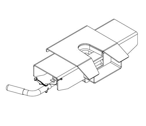 6076 --- demco double pivot head assembly