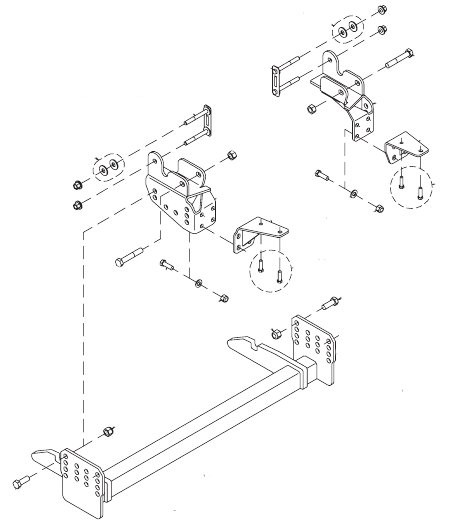 Hn25013286 Hiniker Quickhitch Plow Mount Kit For Dodge 2500. Hn25013286 Hiniker Quickhitch Plow Mount Kit For Dodge 25003500. Wiring. Hiniker Plow Wiring Harness Diagram At Scoala.co