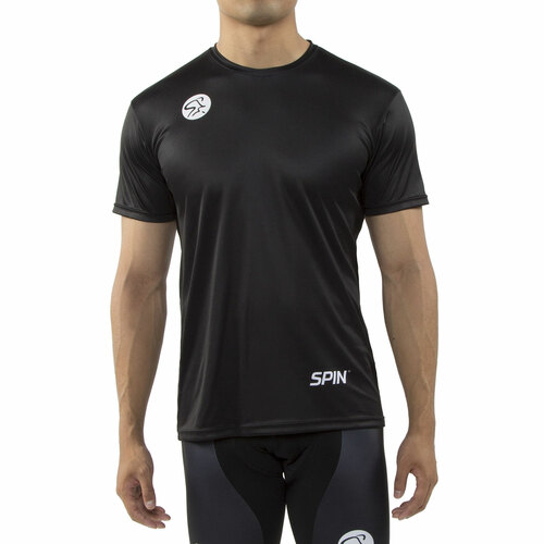 Spin® Pro T-shirt Men's Black