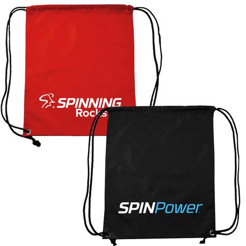 Spinning® Drawstring Bag