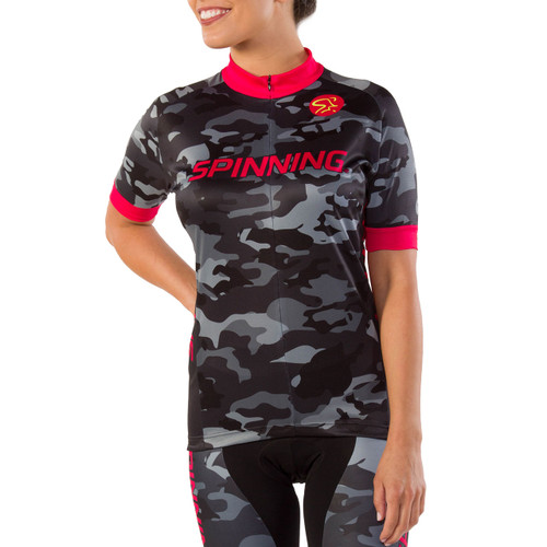 Olympus Short-Sleeve Jersey Red