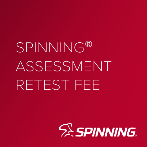 Spinning® Assessment Retest Fee