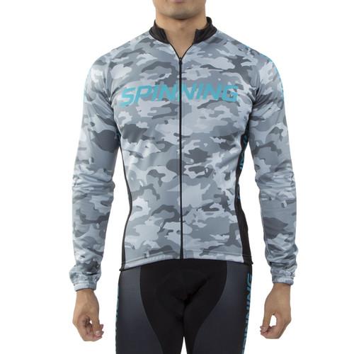 Spinning® Hercules Men's Cycling Jacket Blue