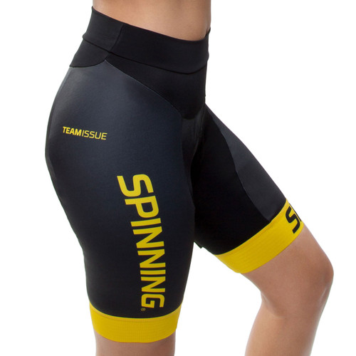 Spinning® Team Women's Cycling Shorts