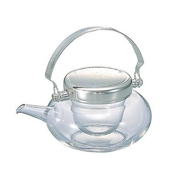 Hario Elegant Glass Sake Cooler