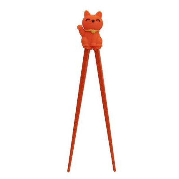 Kids Lucky Cat Chopsticks