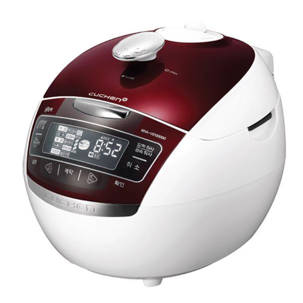 Cuchen IH Pressure Rice Cooker 10cup - Red