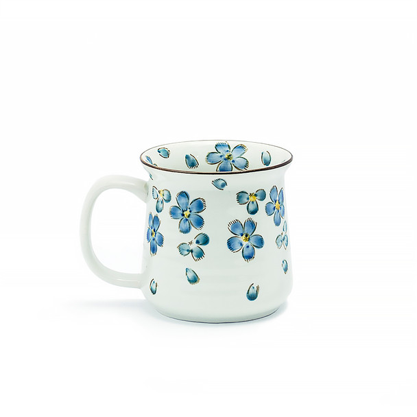 Falling Flowers Mug