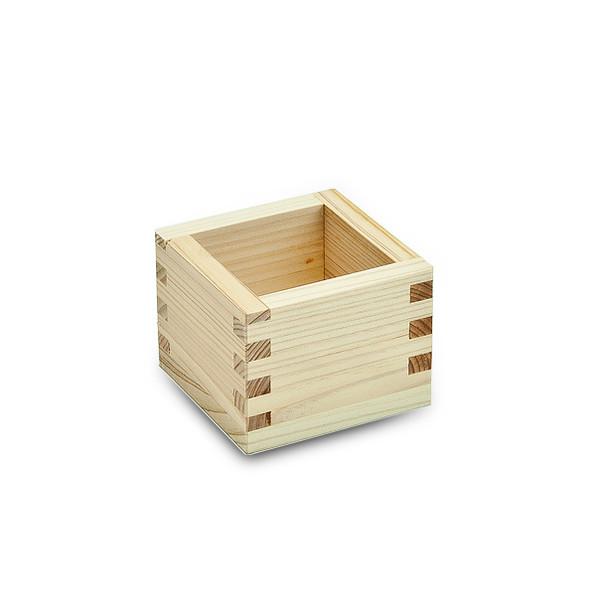 """Wooden Masu Cup 2.5"""""""