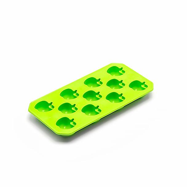 Apple Ice Mold Tray - Green
