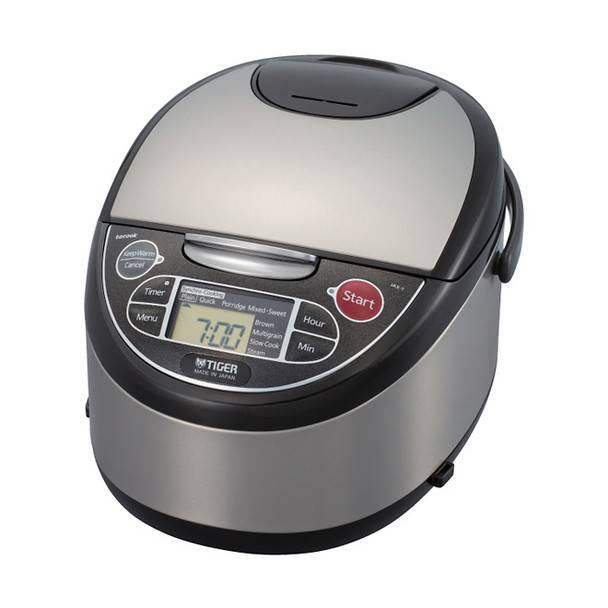 Tiger Microcomputer Controlled Rice Cooker (5.5 cups)