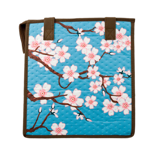 Insulated Lunch Bag - Cherry Blossom