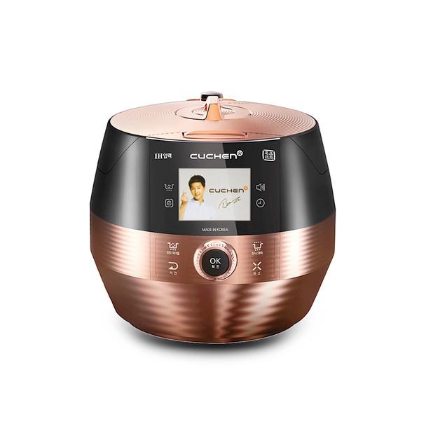 Song Joong-Ki  CUCHEN PREMIUM IH Pressure Rice Cooker 6 Cup