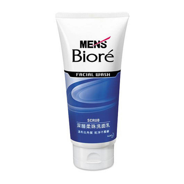 Biore MEN's Micro Scrub Face Wash (130g)