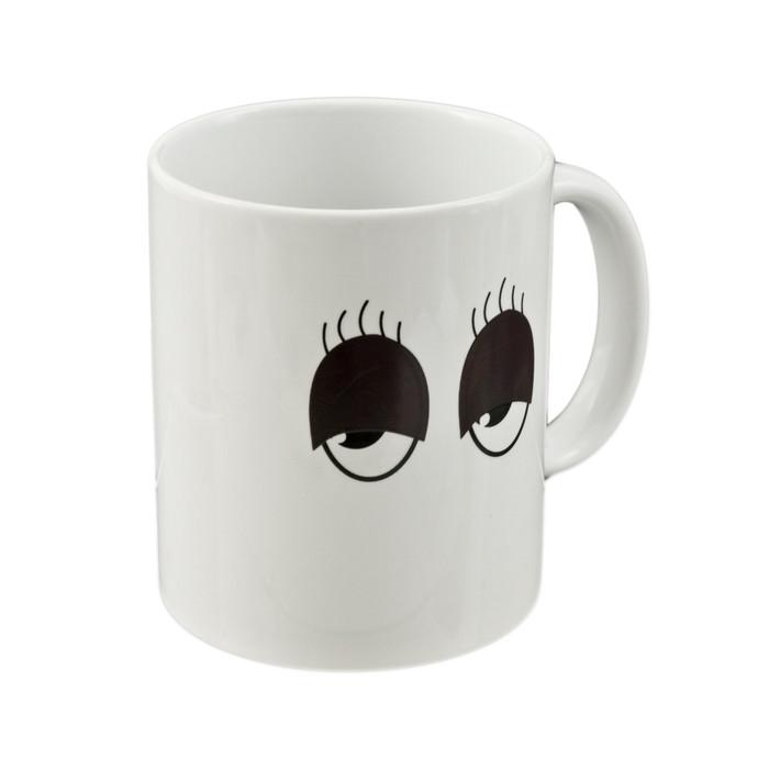 Cartoon Eyes Mug 11oz
