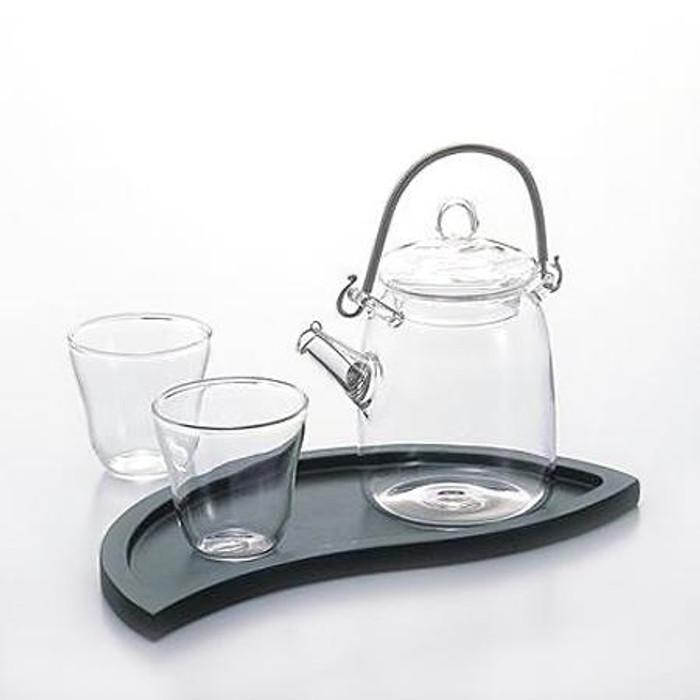 Hario Kyusu Teapot Set