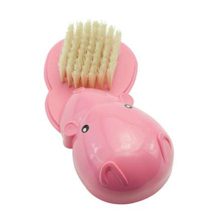 Hippo Baby Hair Brush