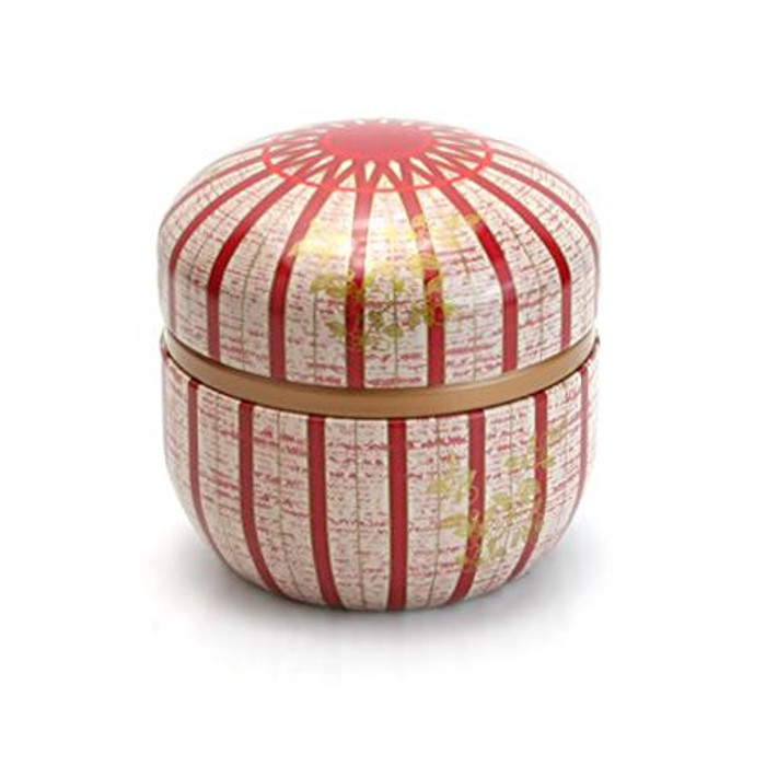 Kaleido Red Loose Tea Container