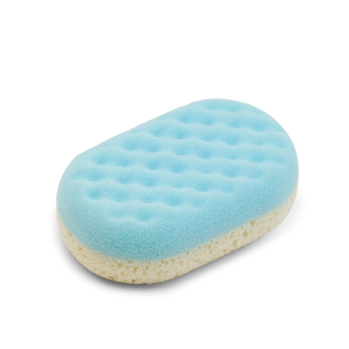 Soft Body Wash Sponge - 4pcs