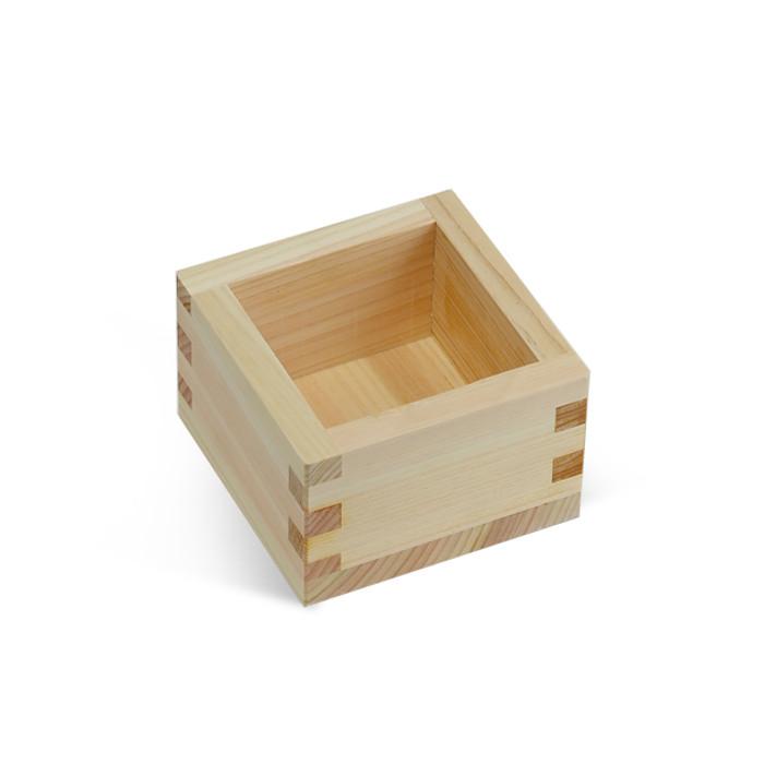 """Wooden Masu Cup 3.4"""""""