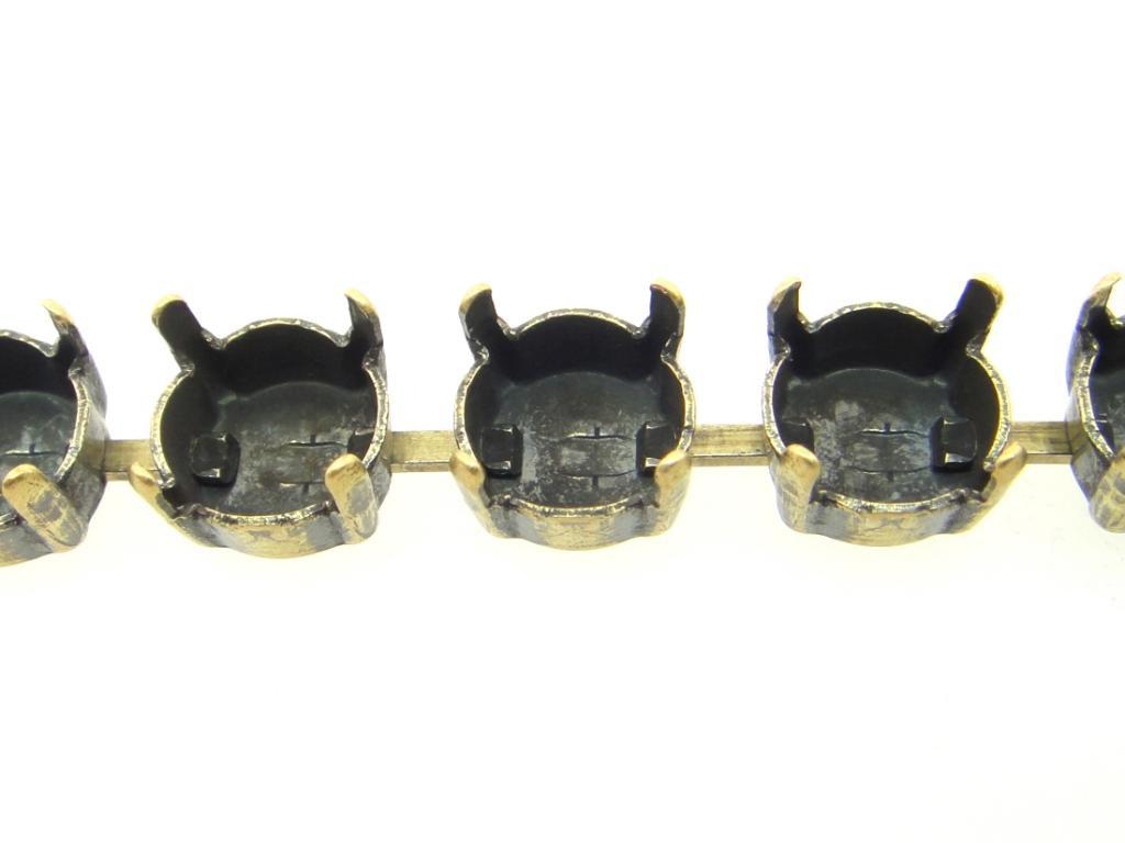 Brass ox